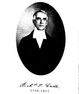 Rev. Richard F. Cadle