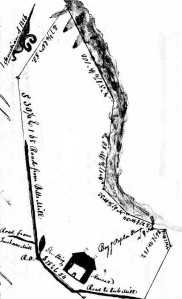 Forest Chance and Betts Pond, 1816