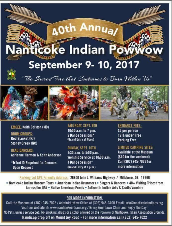 Nanticoke Indians | Peninsula Roots
